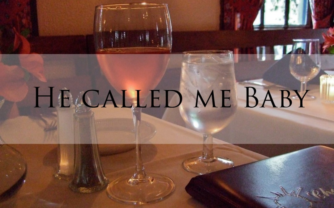 He Called Me Baby {FICTION: Short Story}