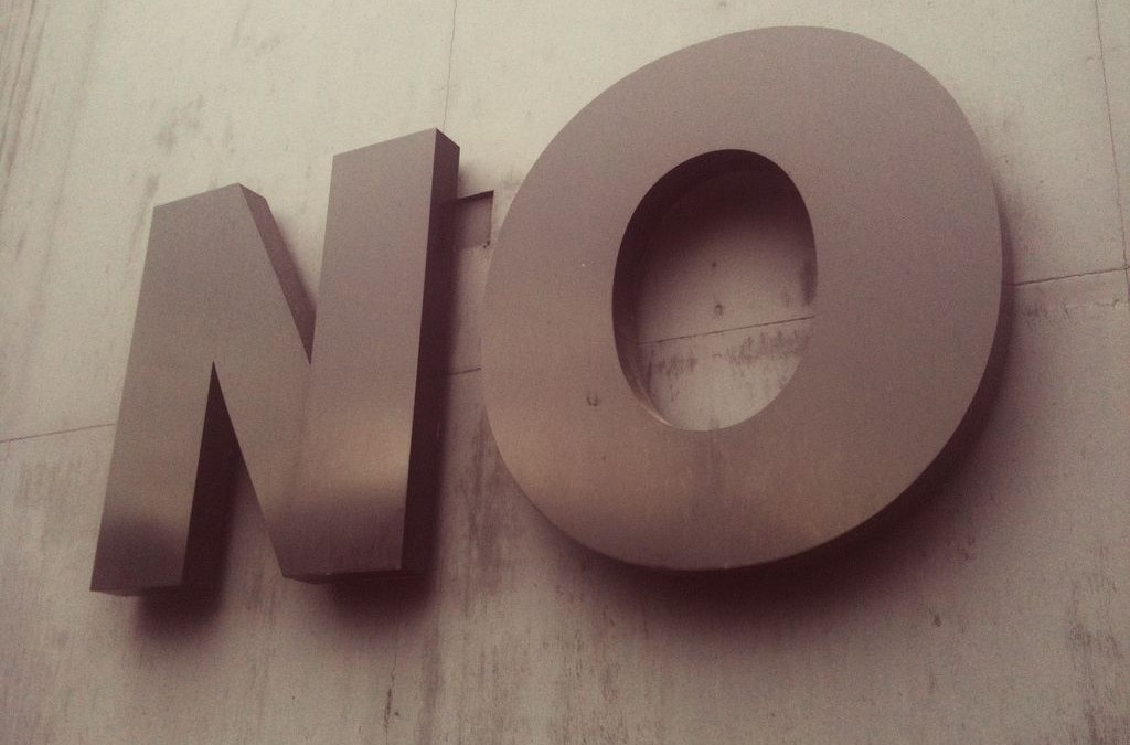 I Said No, He Said No Problem – A Story Of Date Rape