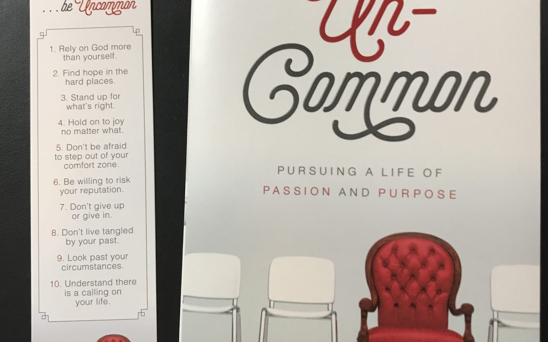 10 Ways to Be Uncommon as a Christian {Book Review}