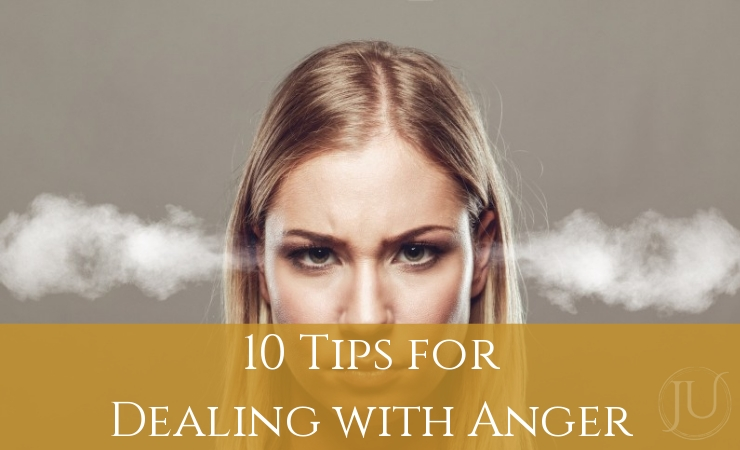 10 Tips for Dealing with Anger