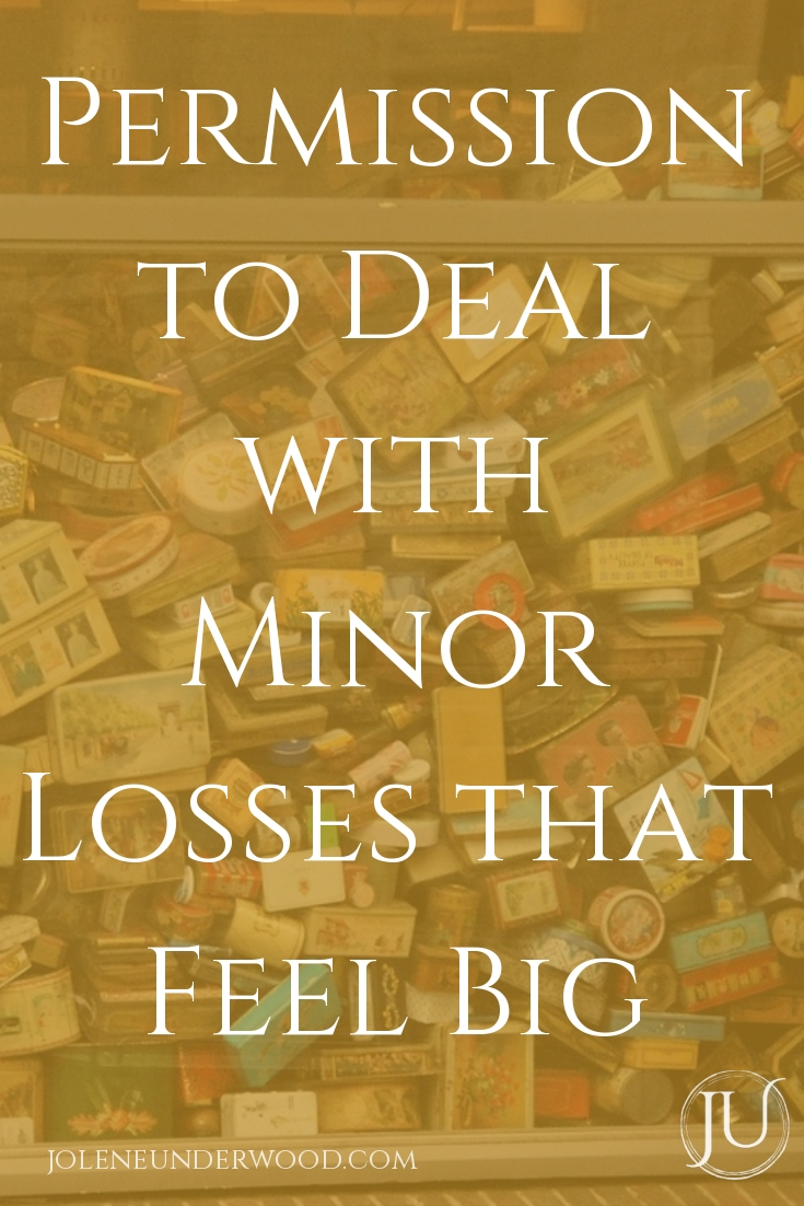 Our experience of loss vary in circumstance and meaning. Some feel big but seem minor. However loss impacts your heart, whether it seems minor or big, the pain you feel is valid. Minor losses impact our hearts too. #emotionalhealing #emotions #grief #loss #emotionalhealth #acultivatedlife