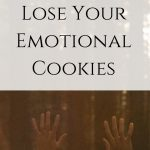 when you lose your emotional cookies