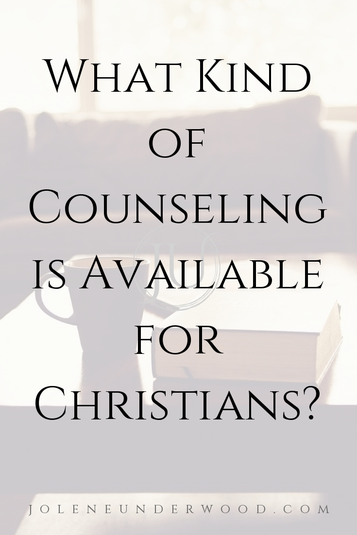 Counseling for Christians