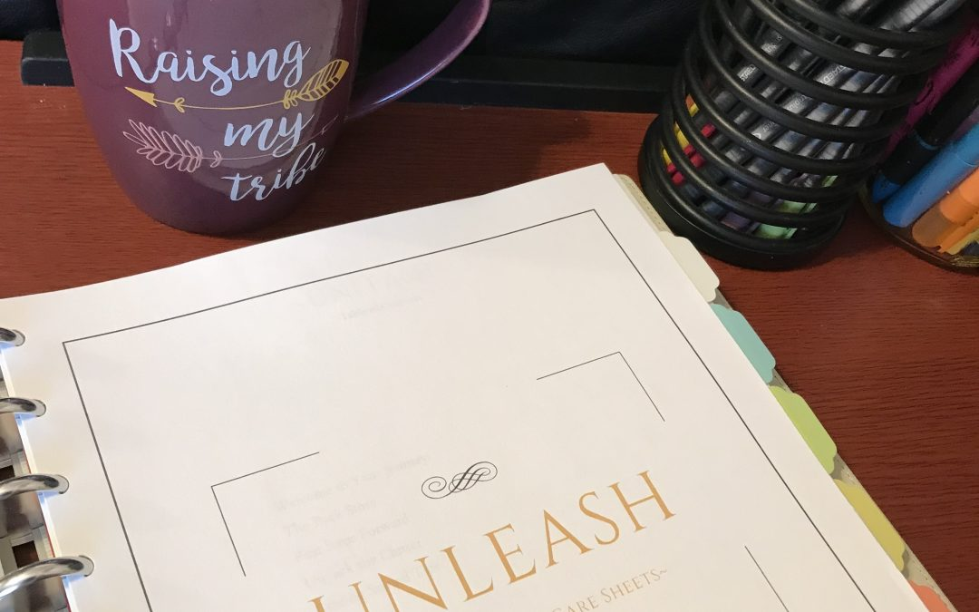 5 Ways I Use Unleash: Heart & Soul Care Sheets to Grow With God